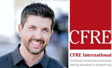 John Guastaferro Awarded CFRE Designation