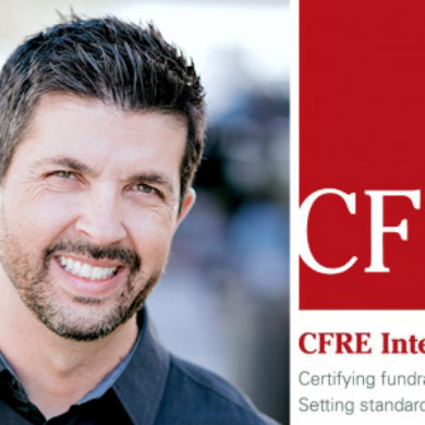 John Guastaferro Awarded CFRE Designation