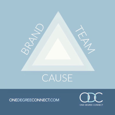 Brand + Team + Cause