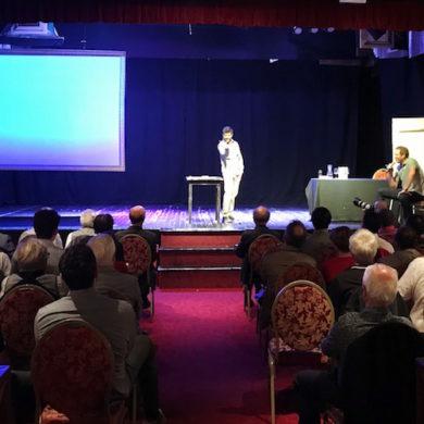 European Speaking Tour