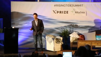 VIDEO: Keynote at Rising Tide Summit